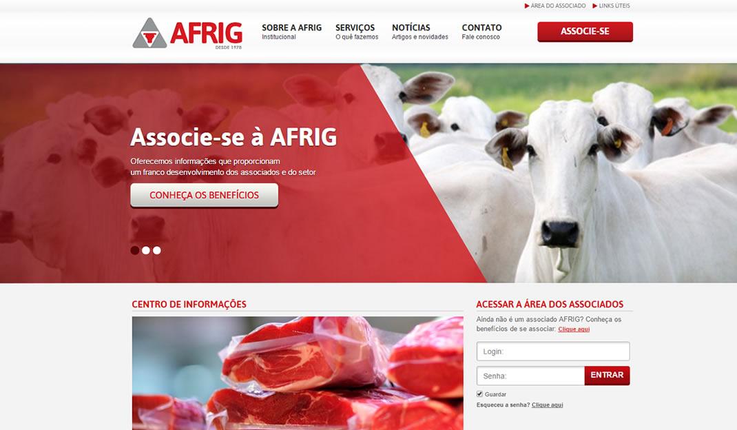 Site da Afrig